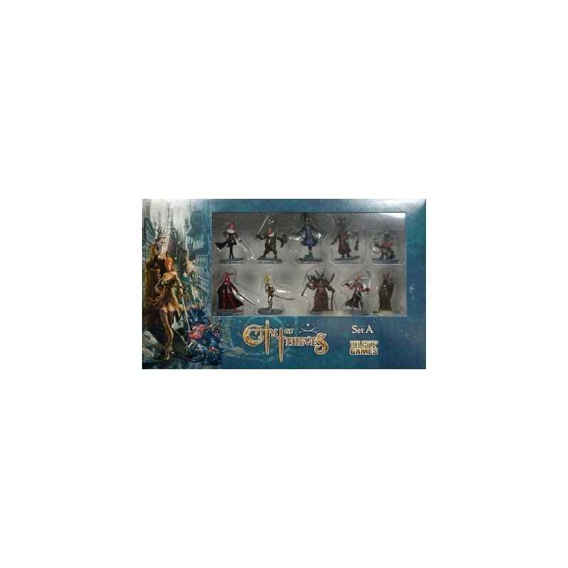 Ciudad de Ladrones Set de Miniaturas A