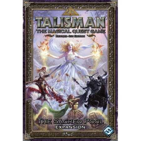 Talisman Sacred Pool Expansion