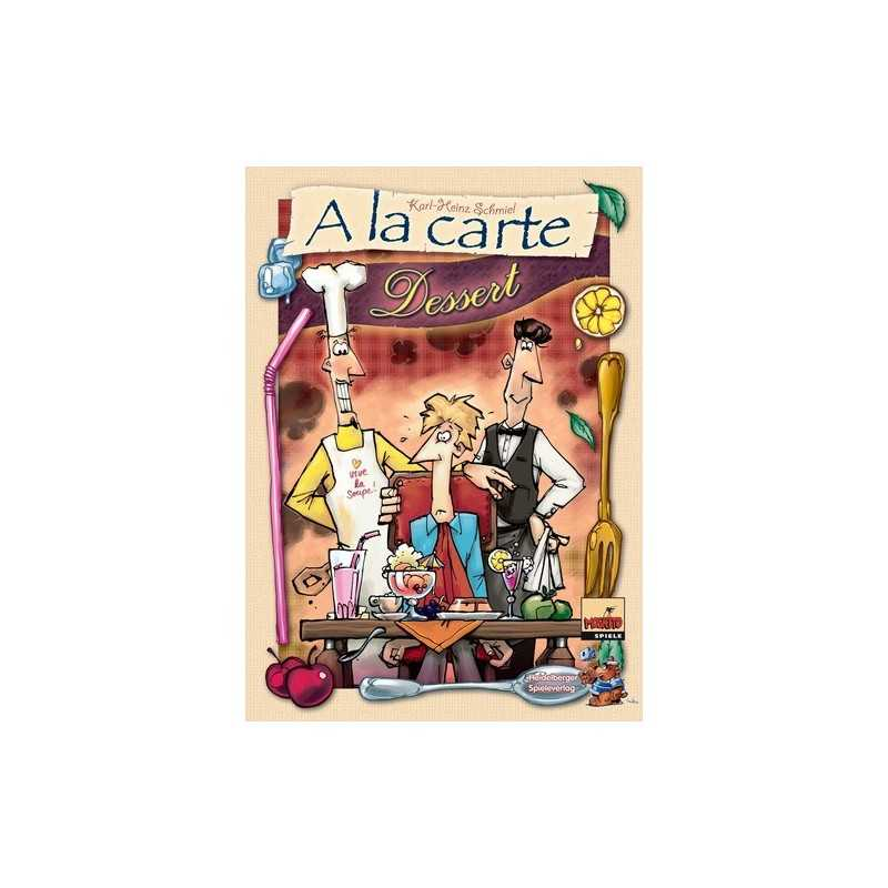 A la Carte Dessert expansion