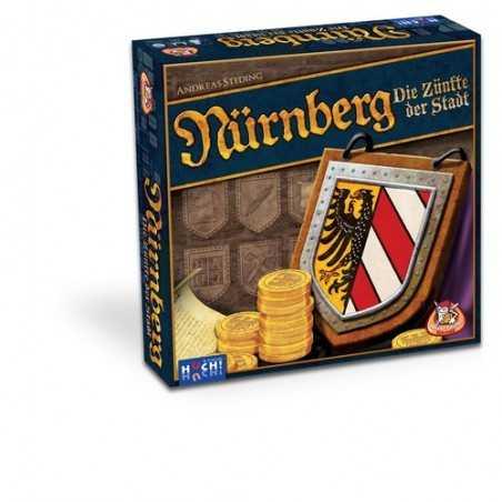 Nurnberg (Norenberc)