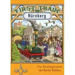 First Train to Nuremberg