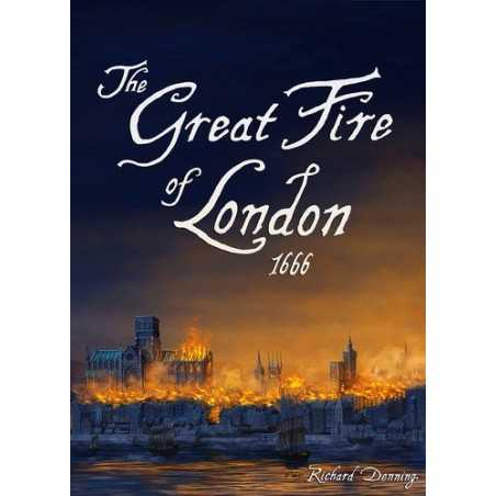 The Great Fire of London 1666 ( El Gran incendio de Londres )