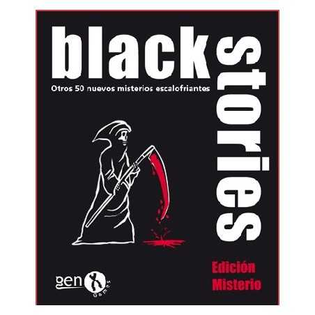 Black Stories Edicion Misterio