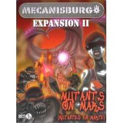 Mecanisburgo expansion 2 Mutantes en Marte