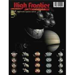 High Frontier Colonization expansion