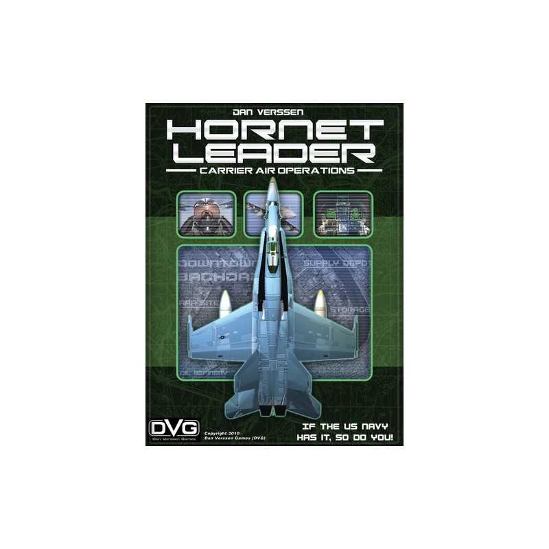 Hornet Leader Carrier Air Operations