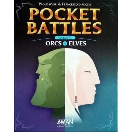 Pocket Battles Orcs vs Elves