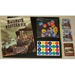 Railways of the Western U.S.