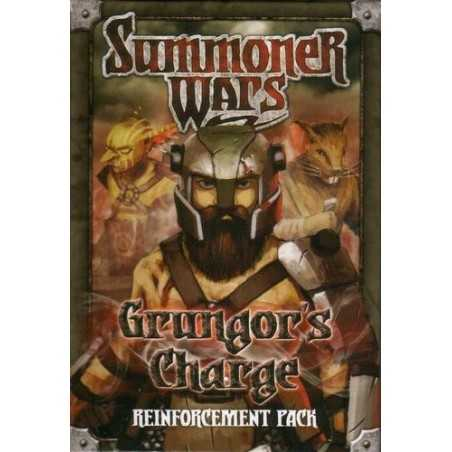 Summoner Wars Grungor's Charge Reinforcement Pack
