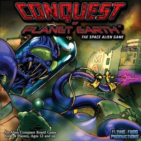 Conquest of Planet Earth The Space Alien Game