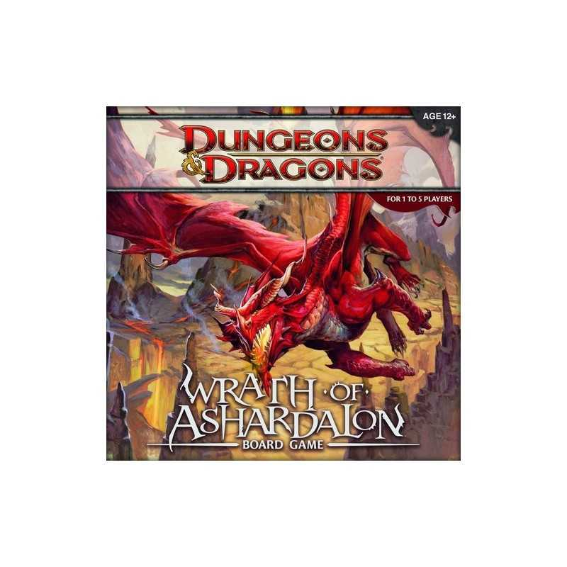 D&D Wrath of Ashardalon