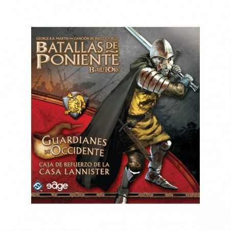 Batallas de Poniente: Guardianes de Occidente (Lannister)