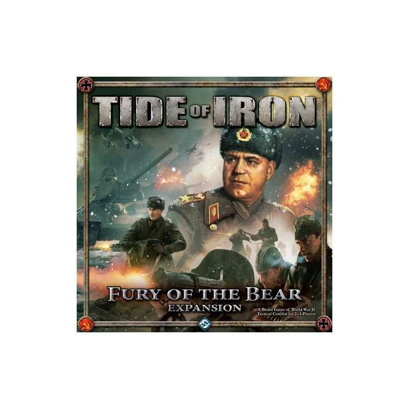Tide of Iron Fury of the Bear Expansion