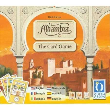 Alhambra El juego de cartas