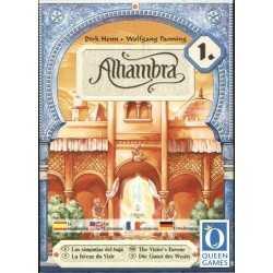 Alhambra expansión 1 LAS SIMPATIAS DEL BAJA