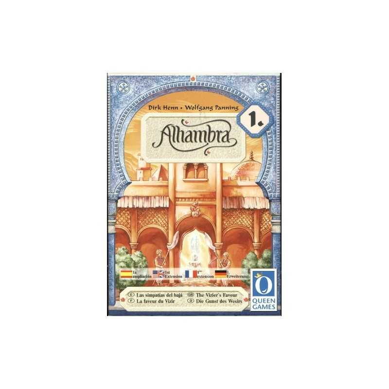 Alhambra expansion 1 The Vizier's Favor