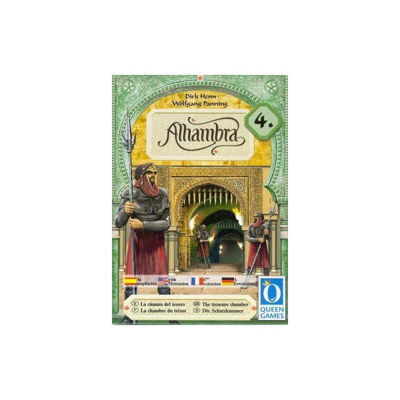 Alhambra expansión 4 la cámara del tesoro
