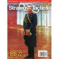Strategy & Tactics 267 Russian Civil War 1918-23