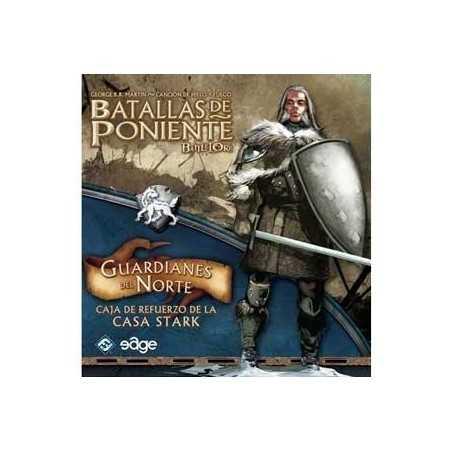 Batallas de Poniente Guardianes del norte