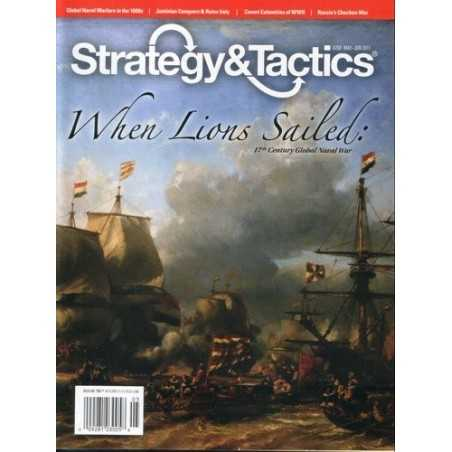 Strategy & Tactics 268 When Lions Sailed