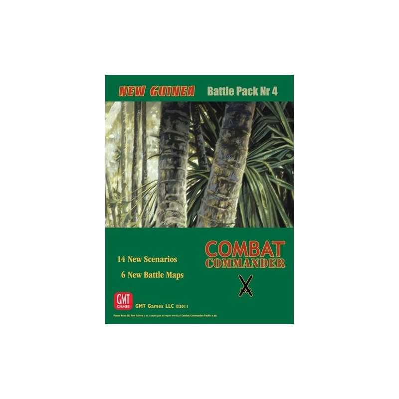 Combat Commander New Guinea (Battle pack 4)