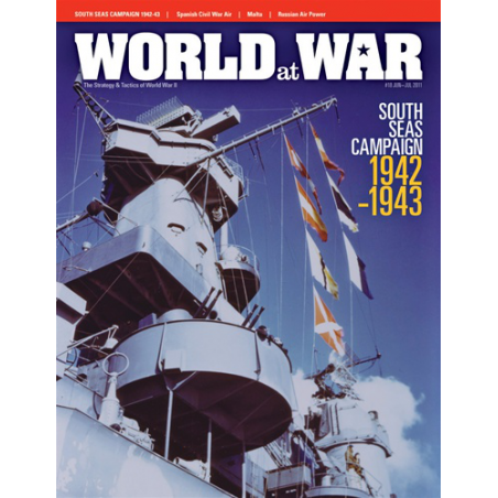 World at War 18 South Seas Campaign