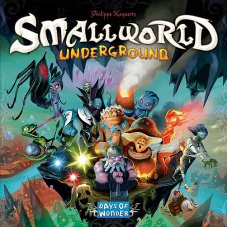 Small World Underground (English)