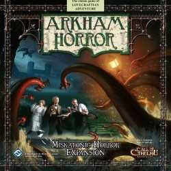 Arkham Horror Miskatonic Horror (English)