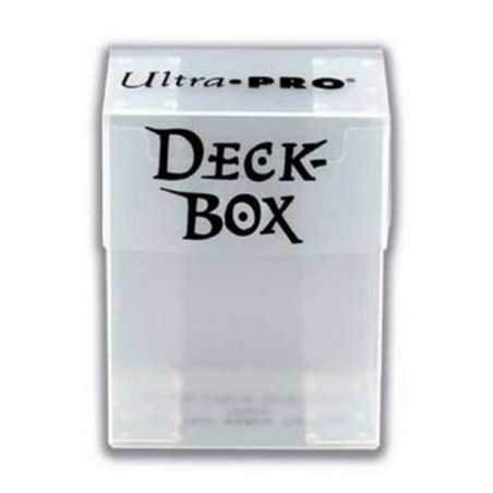 Solid Deck Box Clear