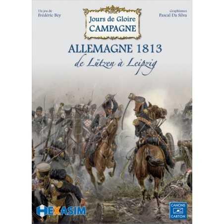 Allemagne 1813 Jours de Gloire Campagne IV (ZIPBAG)