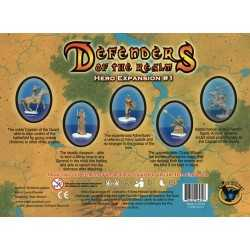 Defenders of the Realm Hero Expansion 1