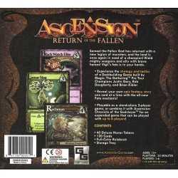 Ascension Return of the Fallen