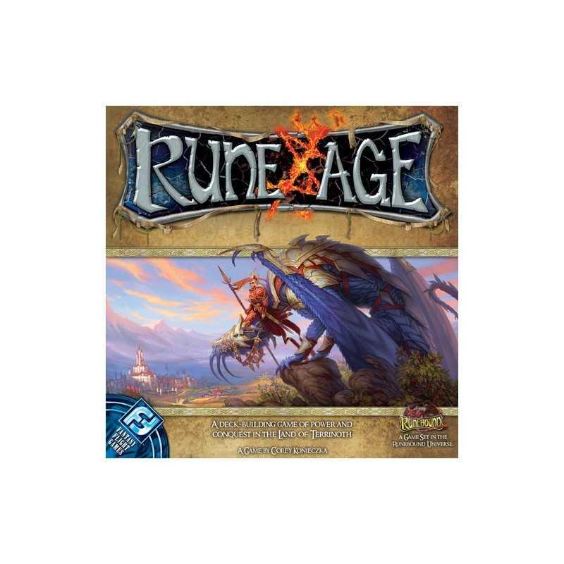Rune Age (English)