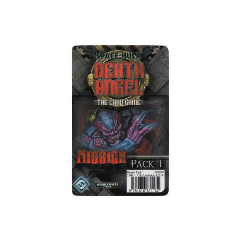 Space Hulk: Death Angel Mission Pack 1