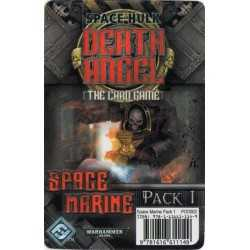 Space Hulk Death Angel Space Marine Pack 1