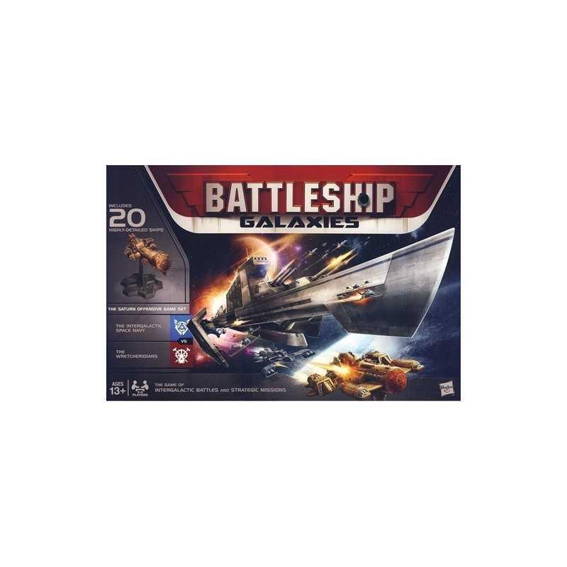 Battleship Galaxies The Saturn Offensive