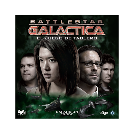 Battlestar Galactica Exodo Expansion