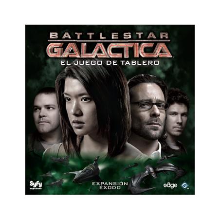 Battlestar Galactica Exodo Expansion
