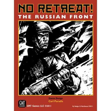 No Retreat The Russian Front Second GMT Edition