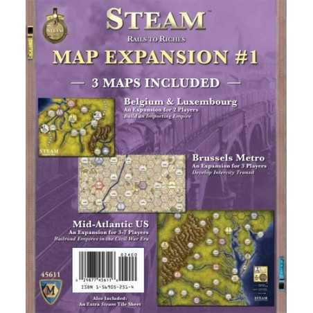 Steam Rails to Riches Map Expansion 1