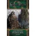 Las colinas de Emyn Muil