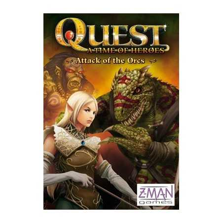 Quest A Time of Heroes