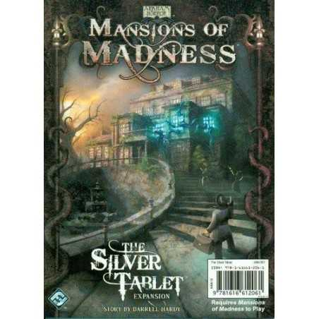 Mansions of Madness The Silver Tablet