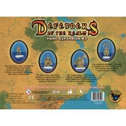 Defenders of the Realm Hero Expansion 3