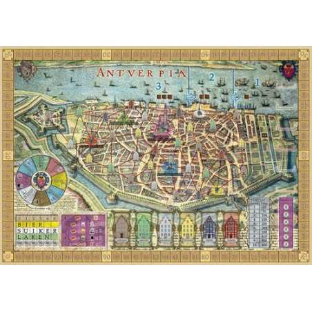 Antverpia Hamburgum expansion