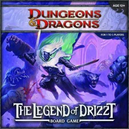 D&D The Legend of Drizzt