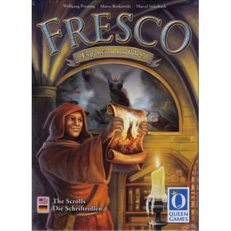 Fresco expansion The Scrolls