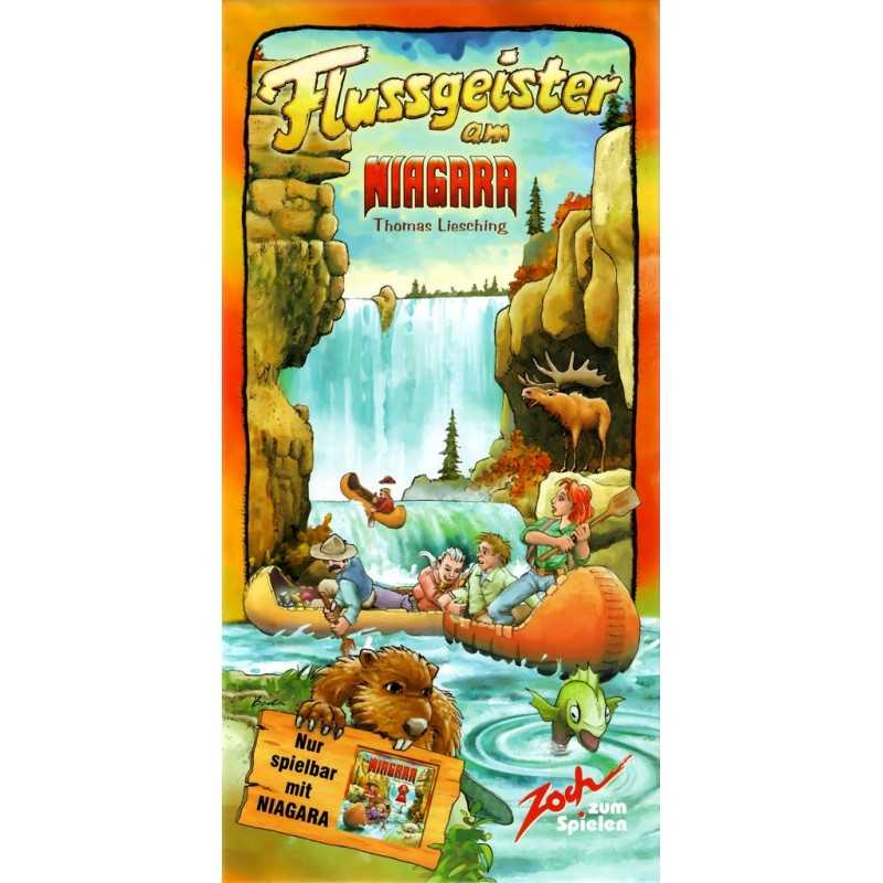 Flussgeister am Niagara - Spirits of Niagara