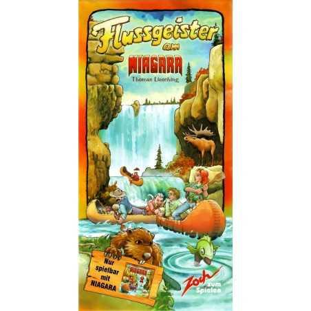 Flussgeister am Niagara - Spirits of Niagara