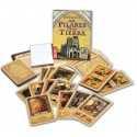 Los Pilares de la Tierra El juego de cartas
